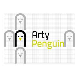 Arty Penguin