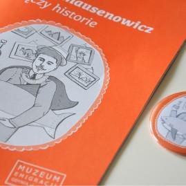 Frycek Munchausenowicz łączy historie – gra muzealna