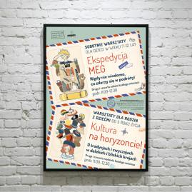 Ekspedycja MEG i Kultura na horyzoncie w Muzeum Emigracji