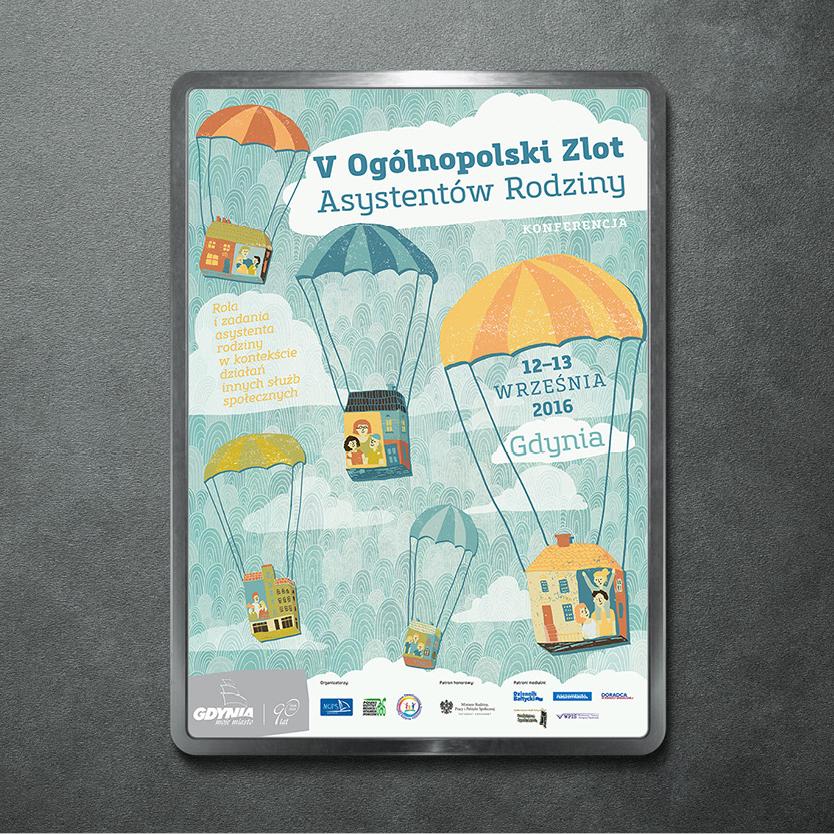 V Ogólnopolski Zlot Asystentów Rodziny