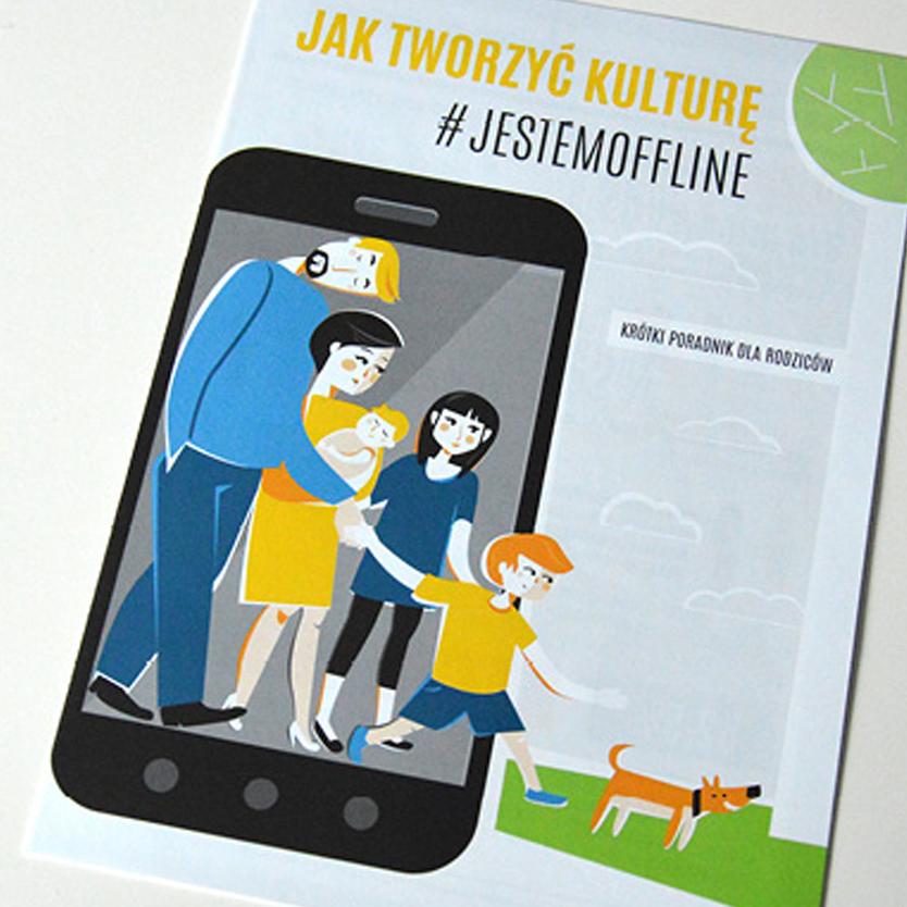 #jestemoffline